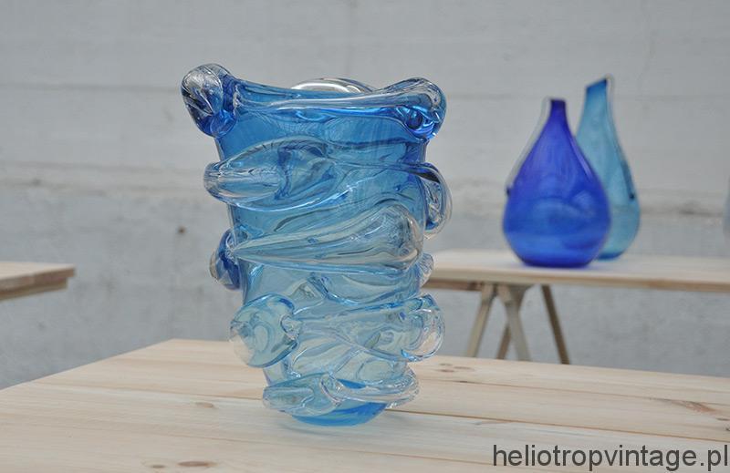 Wystawa współczesnego szkła na Wawa Design Festival