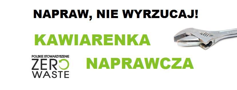Kawiarenka naprawcza w Warszawie