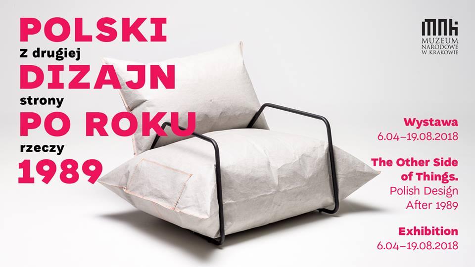 Wystawa: Z drugiej strony rzeczy. Polski dizajn po roku 1989