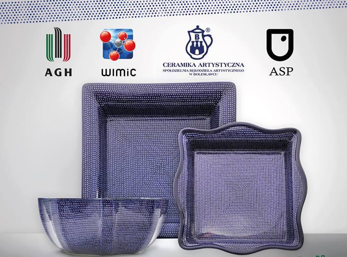 Ceramika z Bolesławca: dzień otwarty na AGH w Krakowie