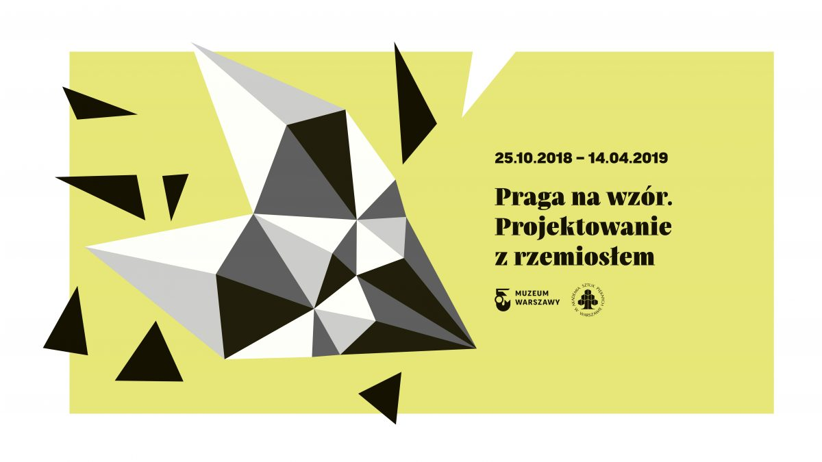 Wystawa: Praga na wzór. Projektowanie z rzemiosłem