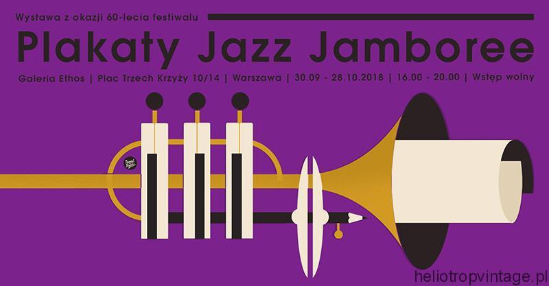 Wystawa Plakatów Jazz Jamboree