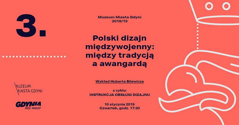 Wykład: polski dizajn międzywojenny