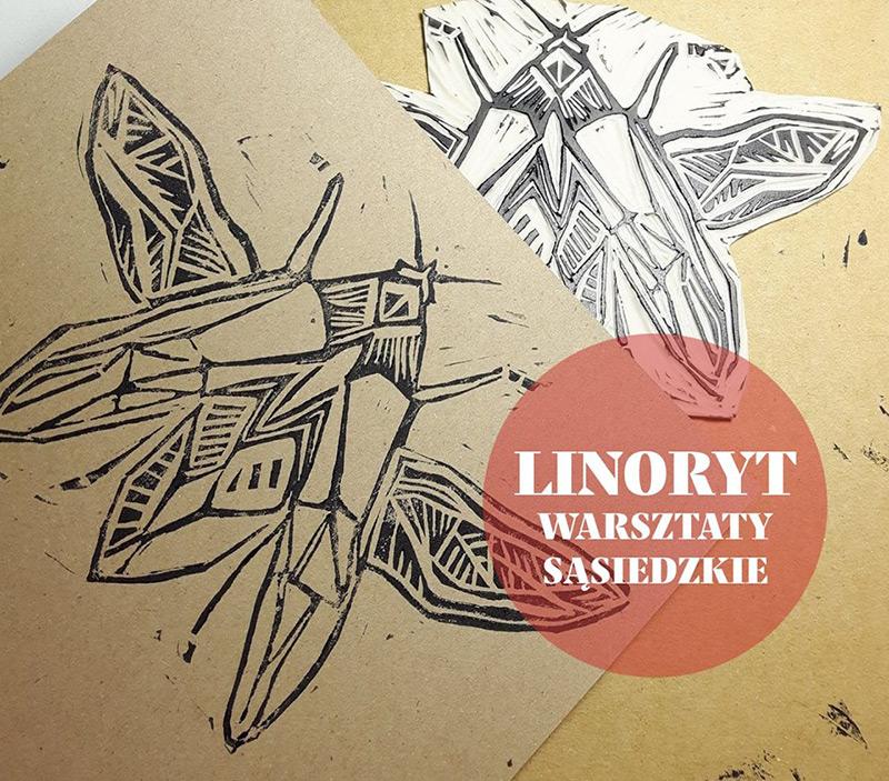 Warsztaty: Linoryt nie tylko od święta