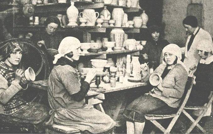 Czwartek Ceramiczny: Wanda Szrajberówna