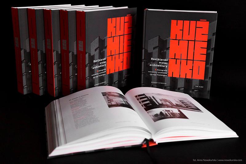 Premiera książki o Jerzym Kuźmienko