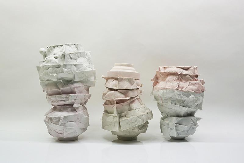 Prace Moniki Patuszyńskiej w londyńskiej Saatchi Gallery