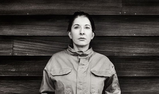 Wystawa: Marina Abramović – Do czysta / The Cleaner