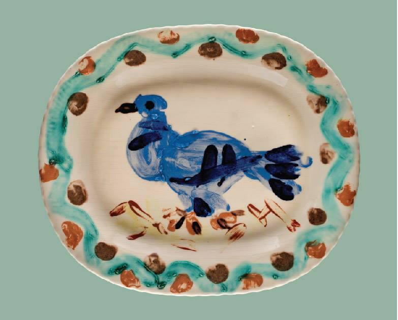 Ceramika Pabla Picassa w Muzeum Narodowym