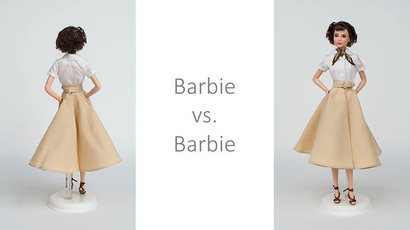 Spotkanie: Ikony designu: Barbie vs. Barbie