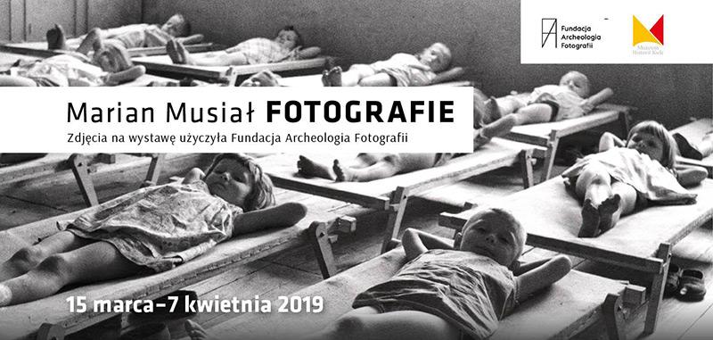 Wystawa: Marian Musiał. Fotografie