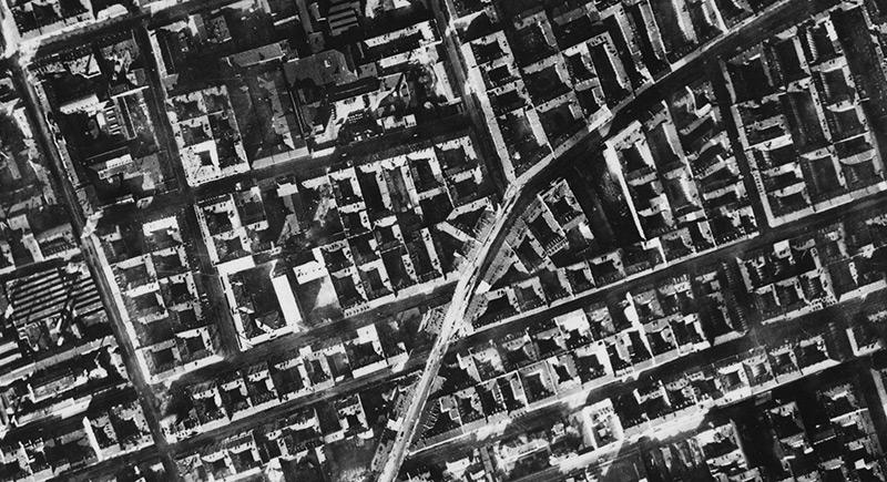 Dyskusja o ulicy Waliców w Warszawie