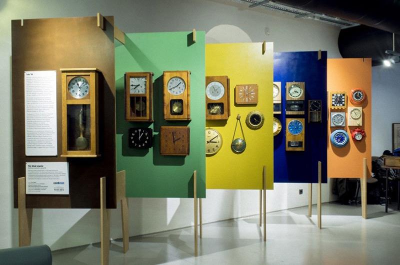 Wystawa: Pięć dekad zegarów