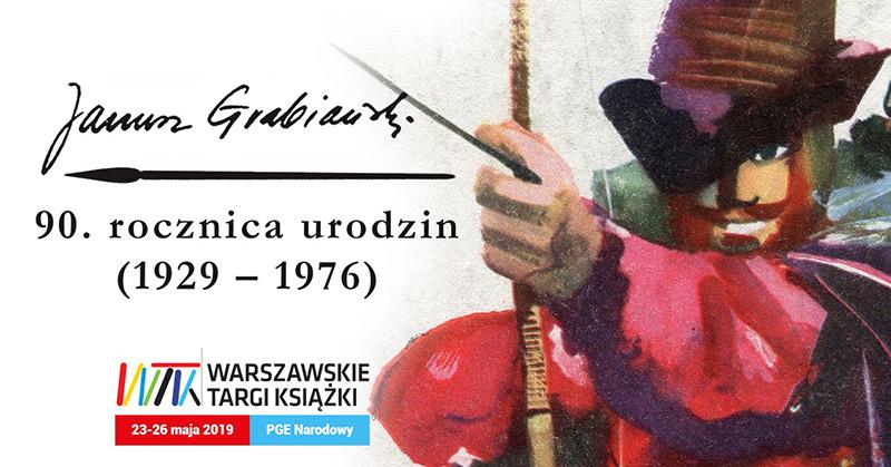 Wystawa: Janusz Grabiański – 90. rocznica urodzin