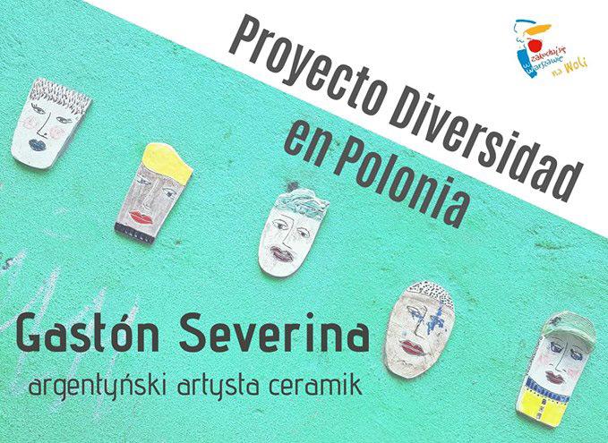 Gastón Severina – spotkanie z argentyńskim ceramikiem