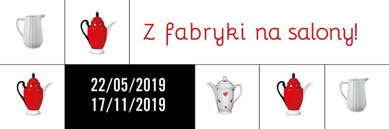 """Noc Muzeów 2019 z porcelaną """"Giesche"""""""