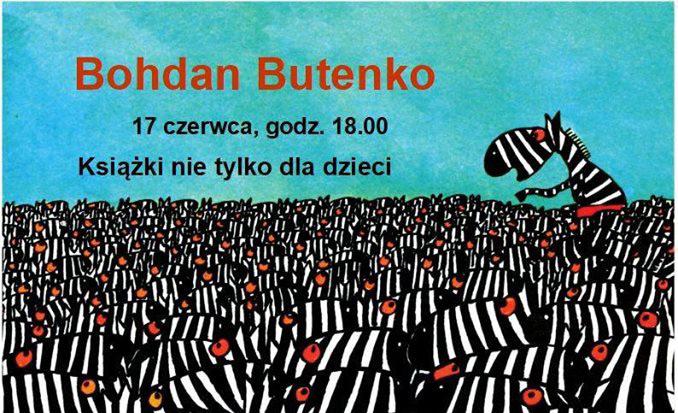 Bohdan Butenko – spotkanie