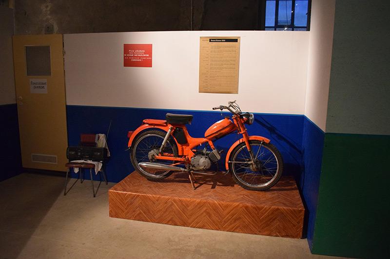 Wystawa: KOMAR w warsztacie – motorowery Romet