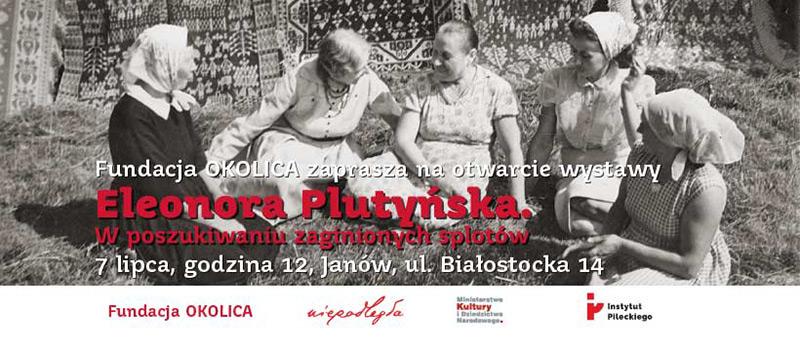 Eleonora Plutyńska: w poszukiwaniu zaginionych splotów