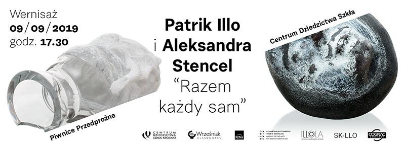 Aleksandra Stencel i Patrik Illo w Krośnie