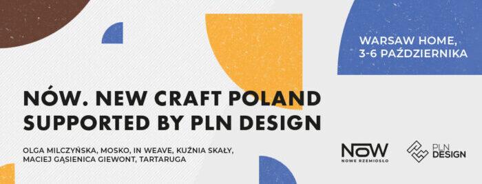 Nowe polskie rzemiosło na Warsaw Home 2019