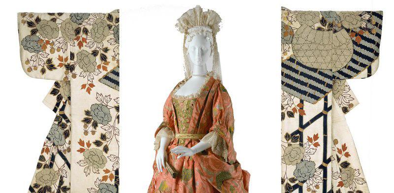 Wykład: Od kimona do barokowej sukni
