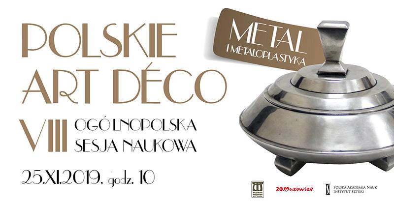 Polskie Art Deco – sesja naukowa