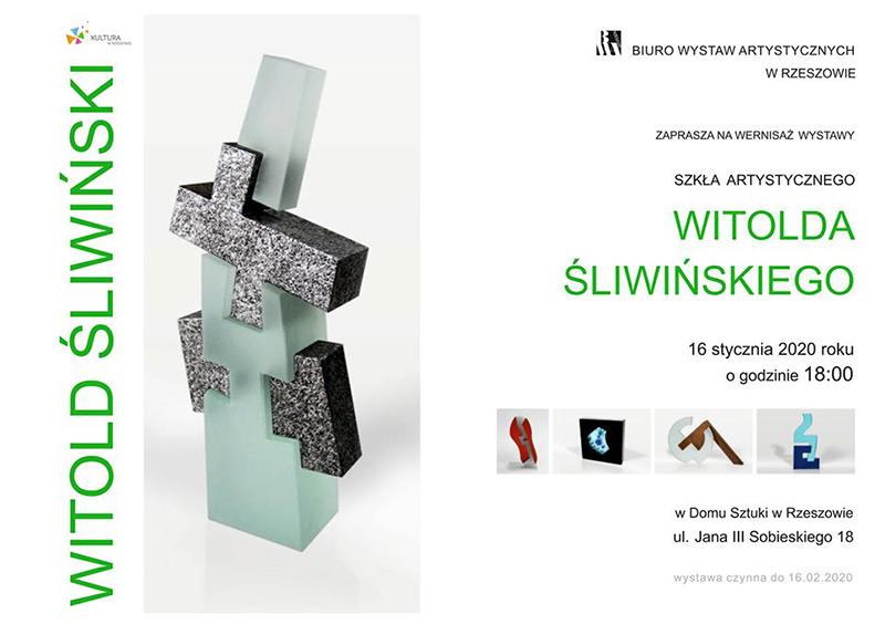 Witold Śliwiński – Szkło artystyczne