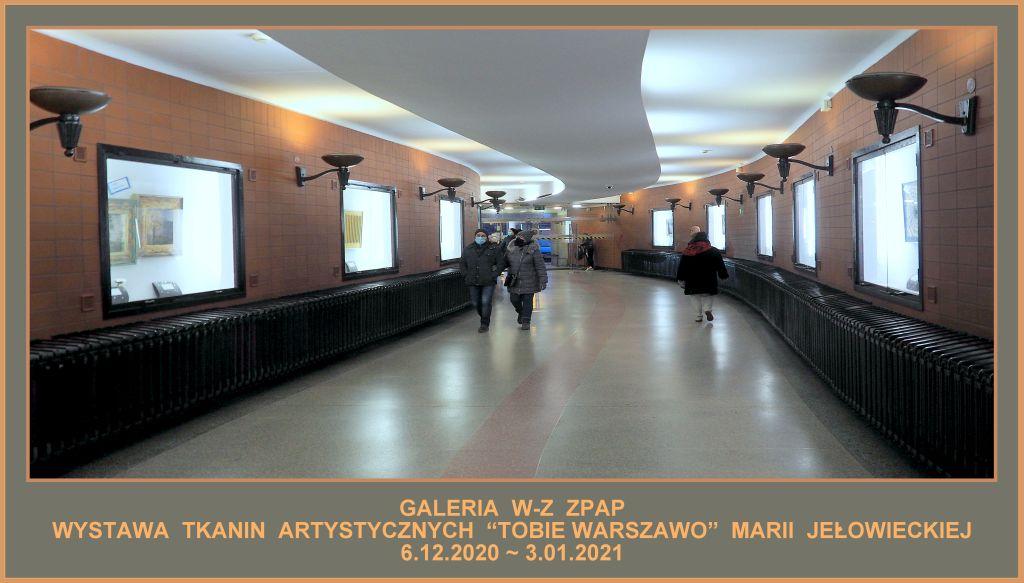 Maria Jełowicka – Tobie Warszawo