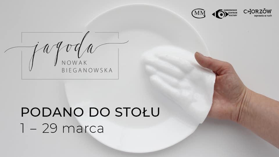 Jagoda Nowak-Bieganowska – Podano do stołu