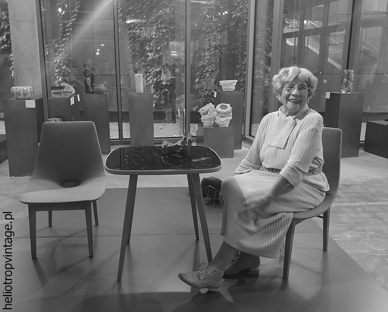 Zmarła Hanna Lachert, projektantka mebli i wnętrz