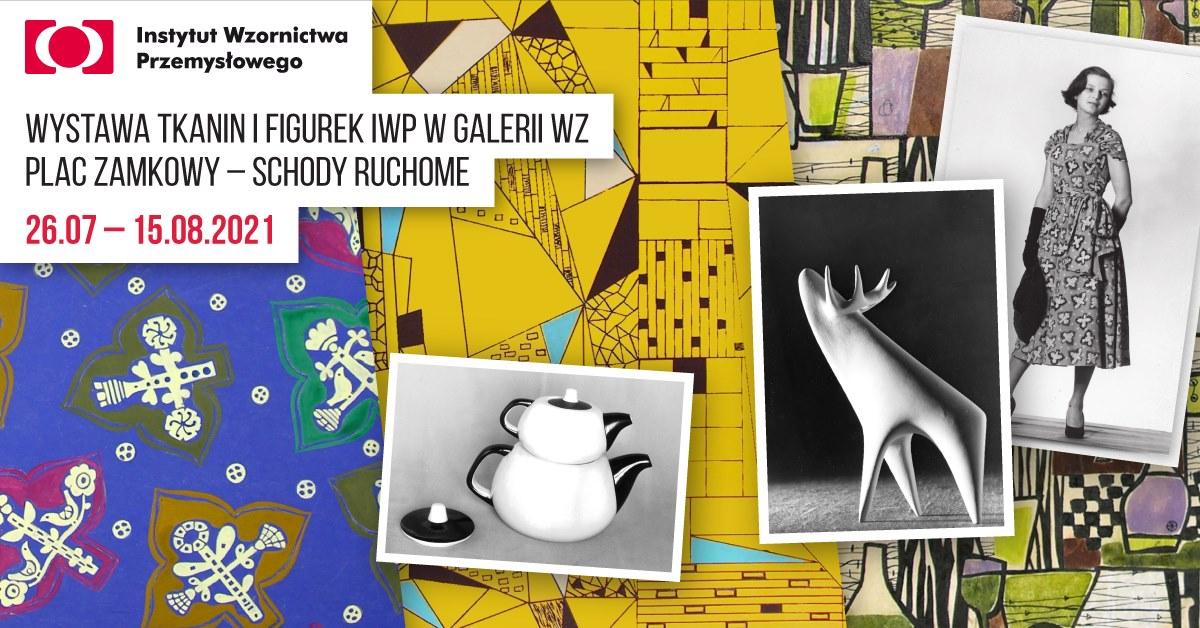 Wystawa Tkanin i Figurek IWP