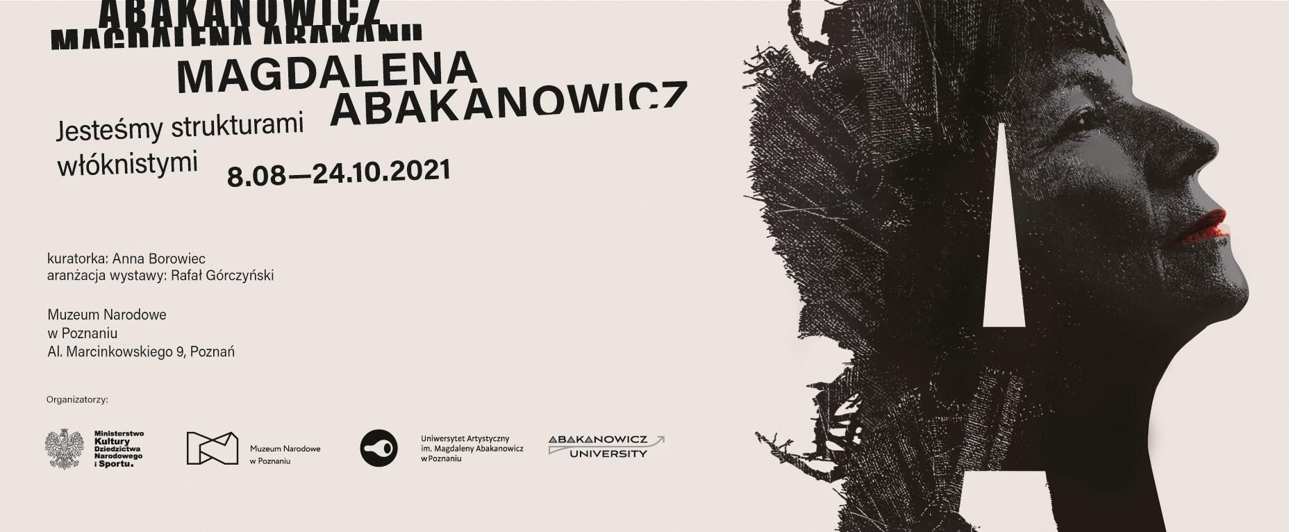 Magdalena Abakanowicz. Jesteśmy strukturami włóknistymi